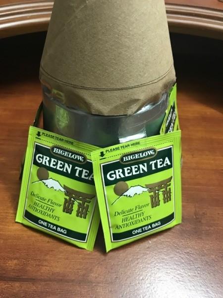 Christmas Tea Tree  - continue around the base