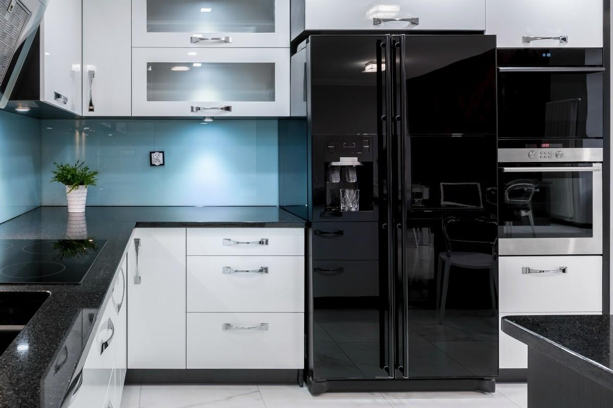 Cleaning Black Refrigerator Doors Thriftyfun
