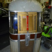 Value of AMI Model 500 Juke Box