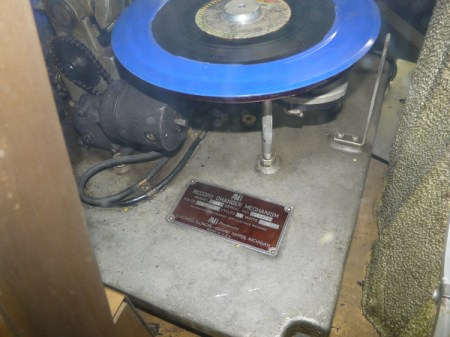 Value of AMI Model 500 Juke Box