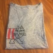 A folded T-Shirt