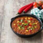 Cast Iron Chili Con Carne