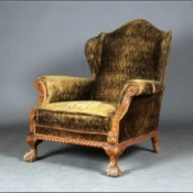 Identifying a Wingback Armchair