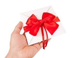 Wrapped Gift Certificate