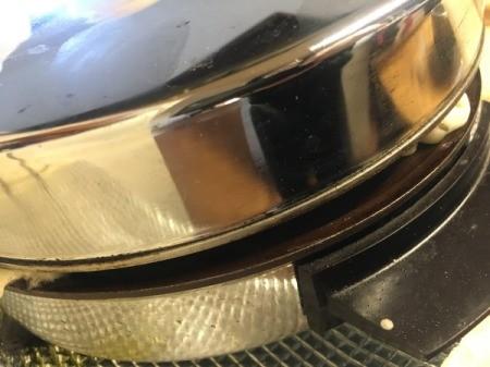close waffle iron