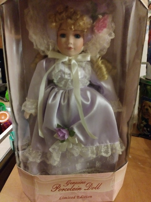 Value of Collectible Memories Porcelain Dolls | ThriftyFun