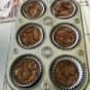 baked Chocolate Ricotta Muffins