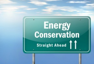 Conserving Energy Sign