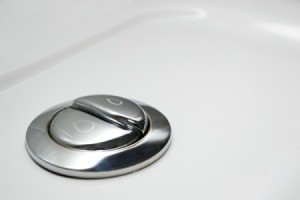 Push Button Toilet
