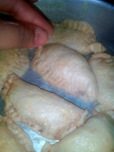 ready to bake empanadas