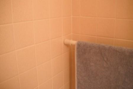 Shower Rod for Towel Rack