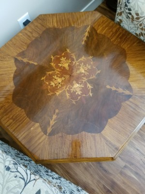 Value of a Mersman Table - top