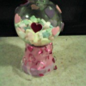 Clay Pot Craft For Valentine's Day
