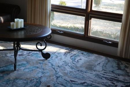 Paint and Curtain Color Advice - rug