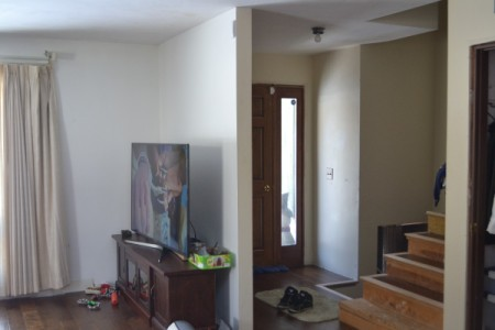 Paint and Curtain Color Advice - entry