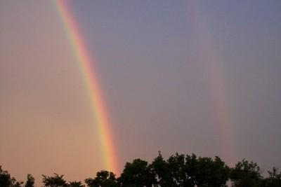 Scenery: Double Rainbow