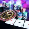 Casino Party Set-up