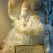 Value of a Heritage Signature Collection Porcelain Doll