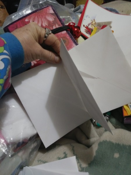 Make a Junk Journal Out of Envelopes - repeat