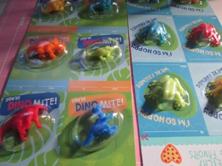 Glass Jar Party Favors - toys