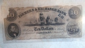Selling Old Money