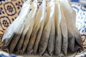 Tea Bags in a Row