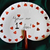 Number 1 Fan Valentine Project