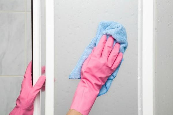 Cleaning Glass Shower Doors Thriftyfun