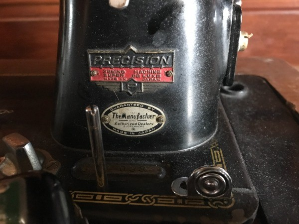 Wizard precision deluxe sewing machine youtube.