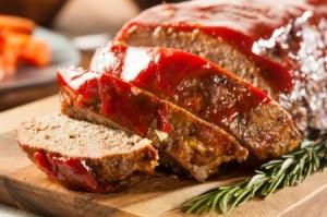 Large Batch of Meatloaf