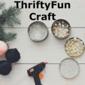 Logo for a ThriftyFun Craft
