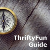 Logo for a ThriftyFun Guide