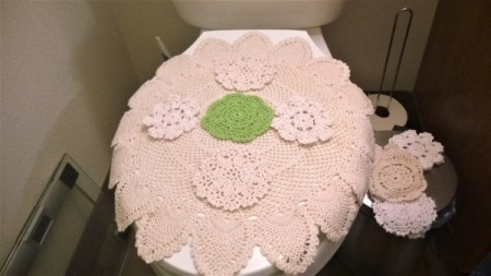 Toilet Lid Cover - final choice