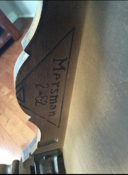 Value of Mersman Dough Box Tables