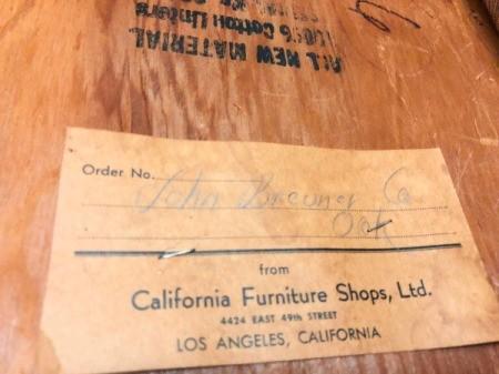 Value of John Breuner Oak Table