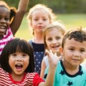 Kids at After School Program