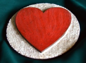 Loved Up Drinks Coasters - coat with varnish and allow to dry