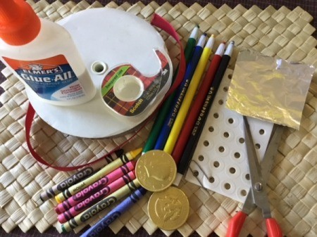 Edible Olympic Medals - supplies
