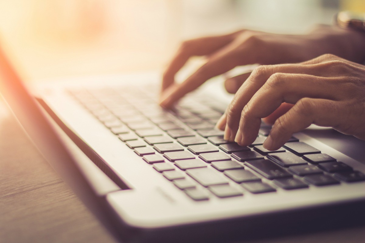 Free Images : laptop, notebook, writing, hand, typing