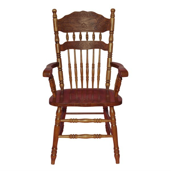 Antique Wooden Chair - Identifying Antique Dining Chairs ThriftyFun