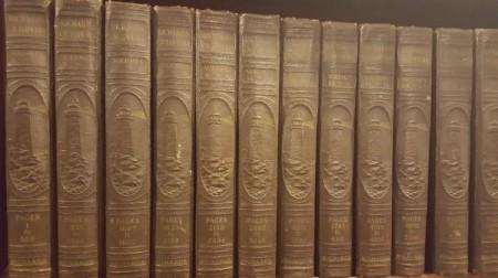 Value of 1933 Set of Richard's Cyclopedias