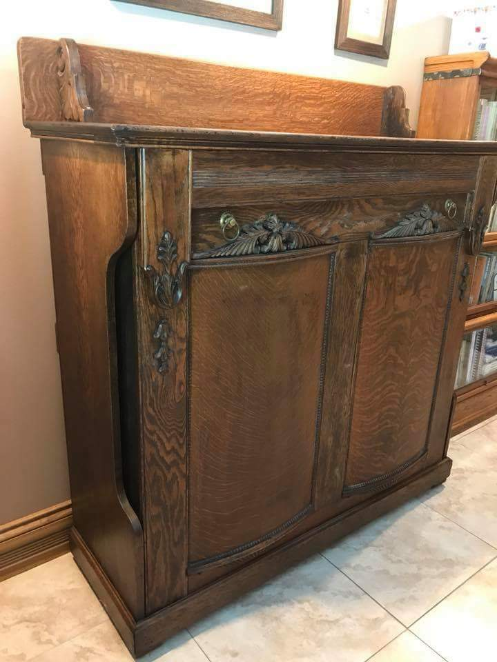 Cleaning Antique Wood Furniture