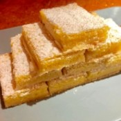 stack of Tangerine Lime Bars