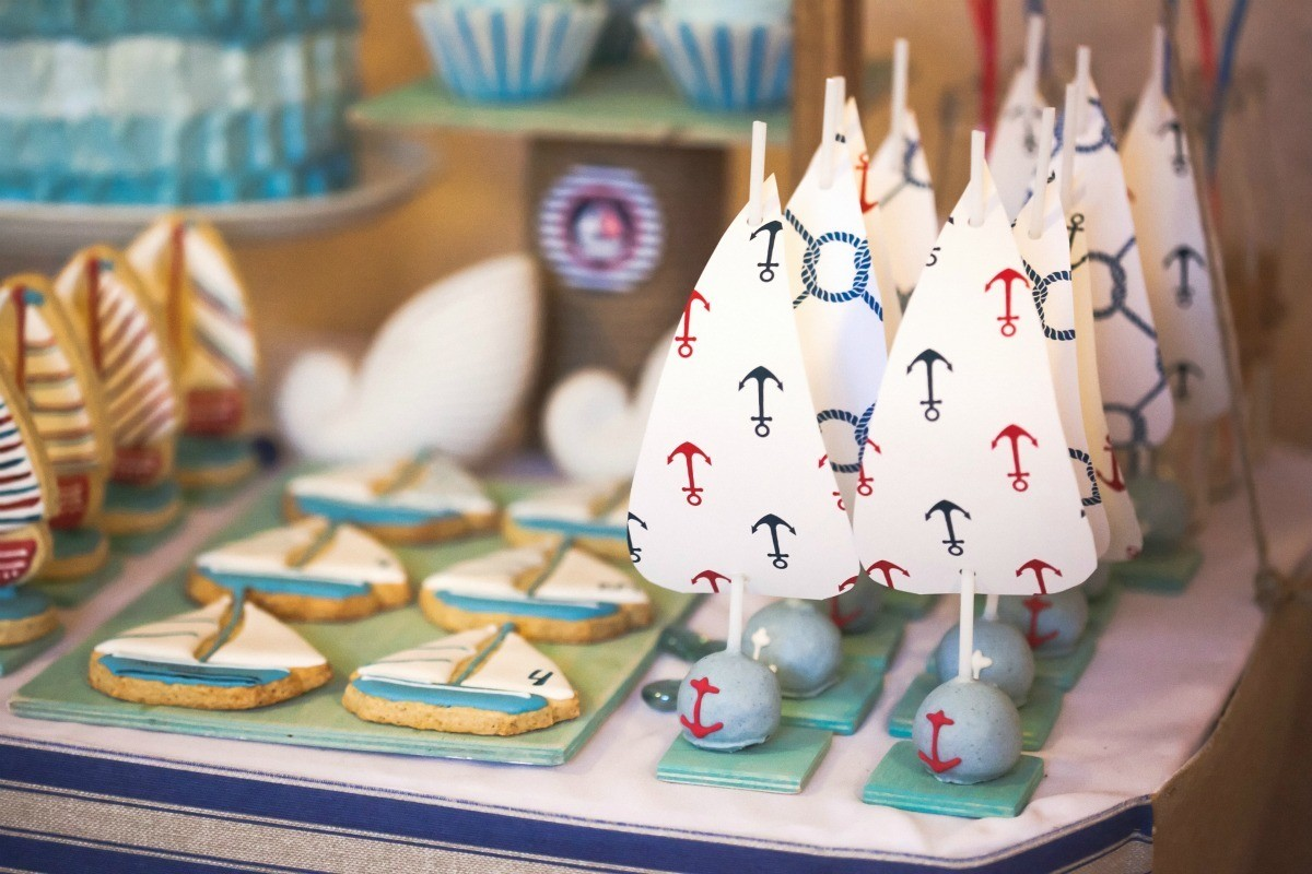 Nautical Theme Party Decorating Ideas Thriftyfun