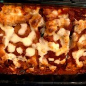 Baked Leftover Turkey Lasagna