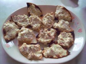Tuna Triangle Melts