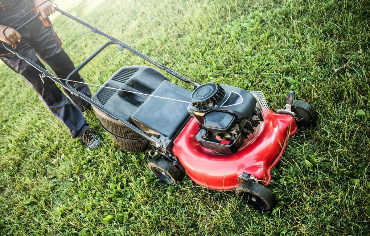 Troy Bilt Push Lawnmower Won T Start Thriftyfun