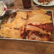Dual Lasagna