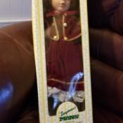 Value of Seymour Mann Doll - doll in box