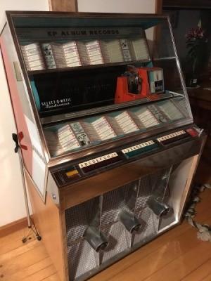 Value of a Seeberg Jukebox - juke